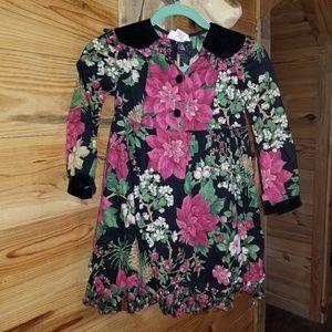 Vintage Bonnie Jean New York dress